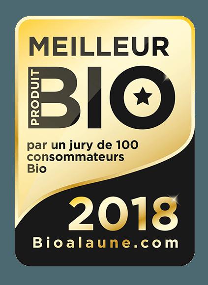 Logo Meilleur Produit Bio 2018
